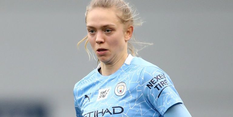 Esme Morgan: Man City defender called up for England internationals against France and Canada