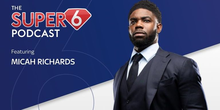 Micah Richards on the Super 6 Podcast: Sergio Aguero tribute and my Steve McClaren phone call gaffe