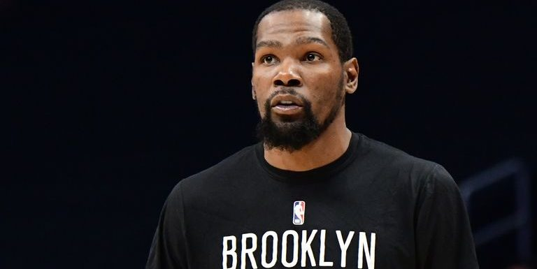Brooklyn Nets star Kevin Durant apologises for profane private messages to Michael Rapaport
