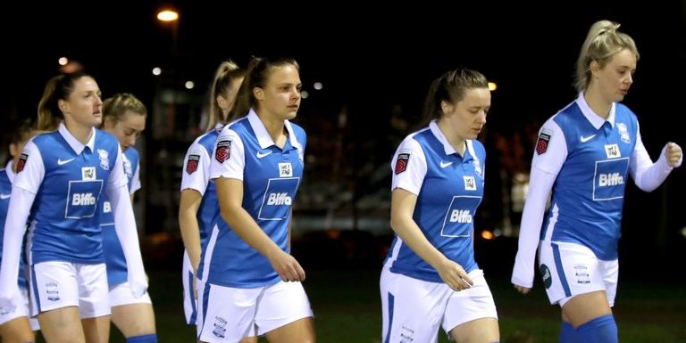 Birmingham City Women: FA investigating possible WSL licence breach following letter from playing staff