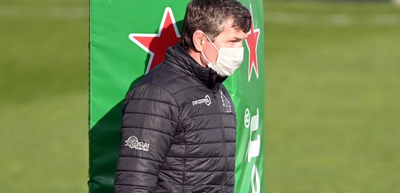 Rob Baxter warns Leinster to expect an improved Exeter in Champions Cup showdown