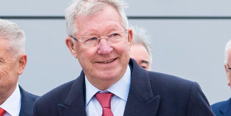 Sir Alex Ferguson enjoys another 'away win' in Liverpool as Clan Des Obeaux seals Aintree treble