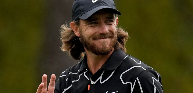 The Masters 2021: Tommy Fleetwood fires hole-in-one at Augusta National's par-three 16th hole