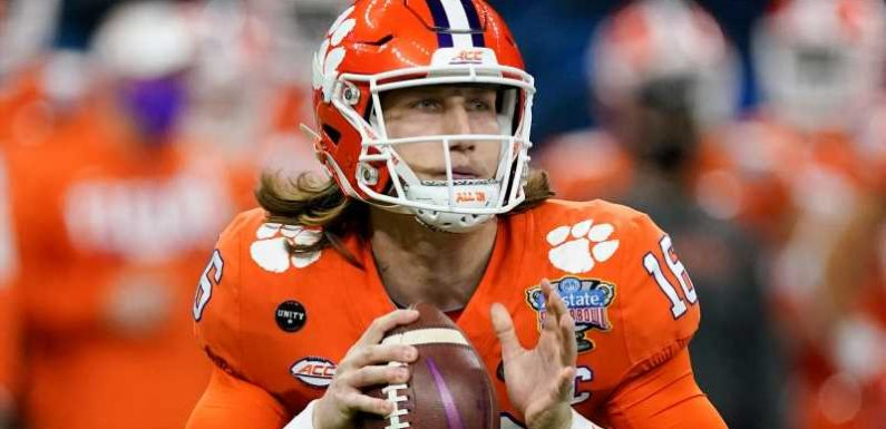 NFL Draft 2021: Selections, prospects; plus, will anyone not named Trevor Lawrence be No 1 pick?