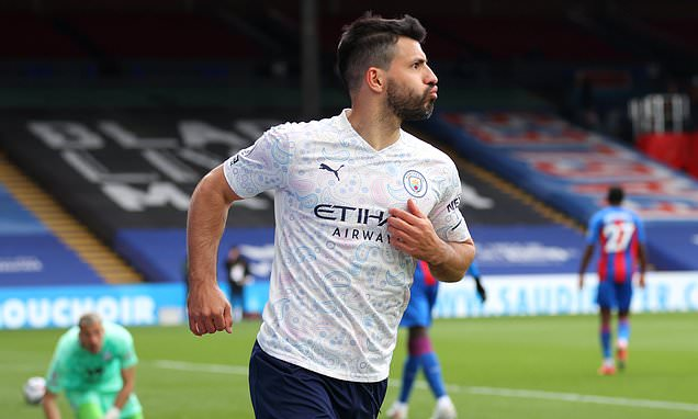 Aguero stresses he's ready to start for Manchester City against PSG