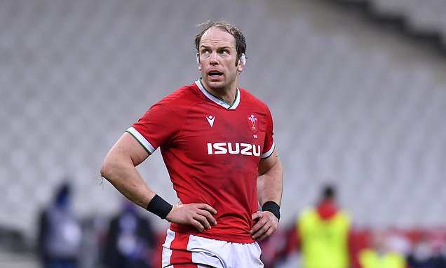 Alun Wyn Jones 'is expected to be named Lions captain'