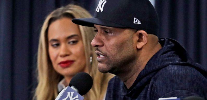 Amber Sabathia, CC's wife, now a baseball agent