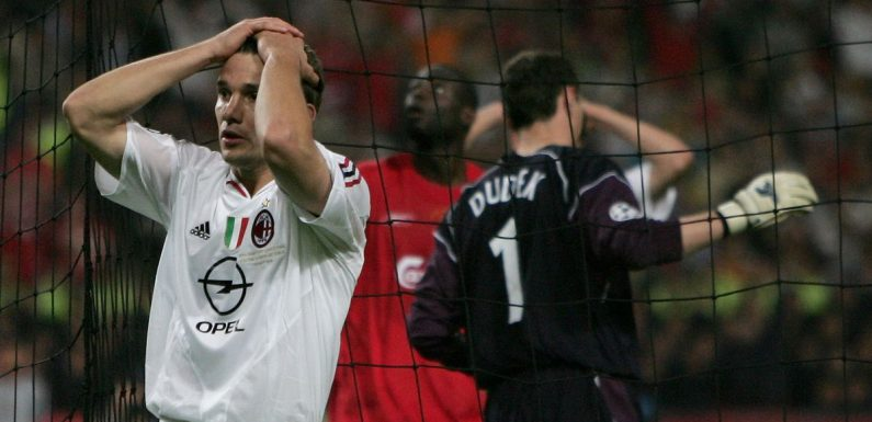 Andriy Shevchenko makes Liverpool admission – 16 years after Miracle of Istanbul
