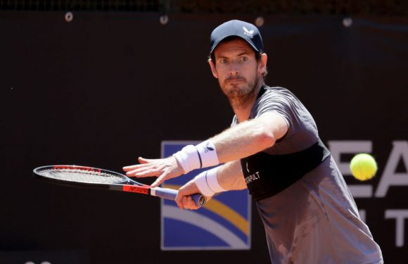 Andy Murray confirmed to play at Queens for first time since 2018