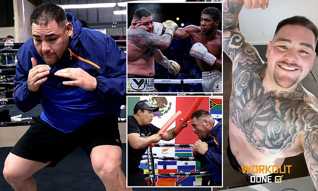 Andy Ruiz has made BIG changes for his heavyweight return on Saturday