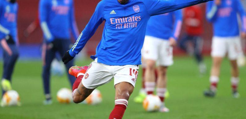 Arsenal vs Villarreal LIVE: Europa League team news, line-ups and more tonight