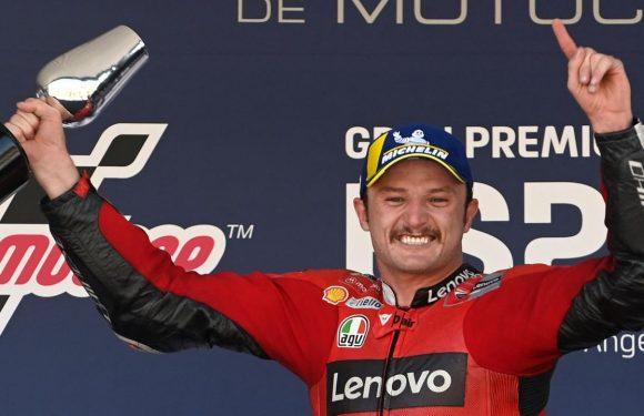 Australian Jack Miller puts miserable start behind him to claim Spanish Grand Prix