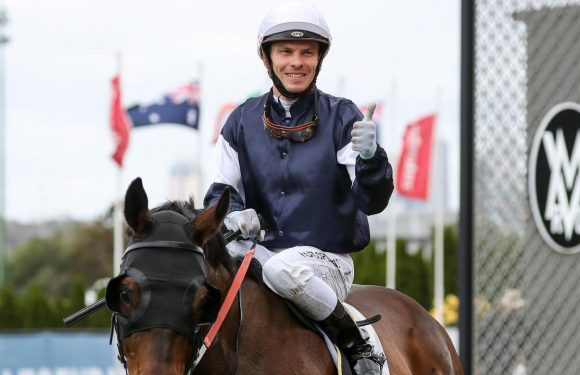 Ben Melham vows to make up for lost time after five months in racing exile