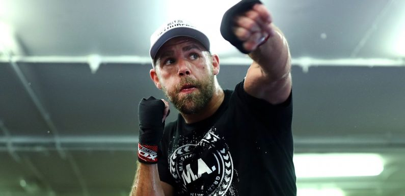 Billy Joe Saunders threatens to pull out of Canelo Alvarez fight over ring size