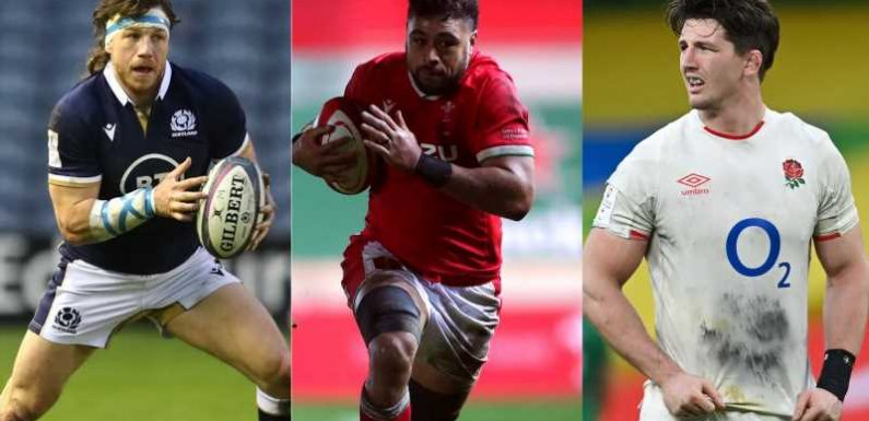 British and Irish Lions contenders for 2021 South Africa tour: Back-row