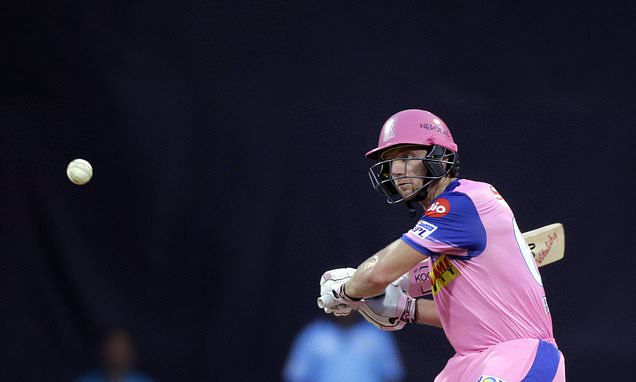 Buttler smashes his maiden IPL ton for Rajasthan Royals