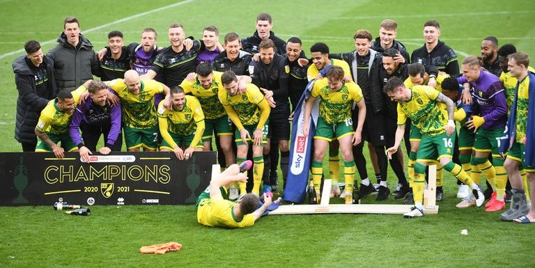Championship highlights and round-up: Norwich win title; Derby beaten