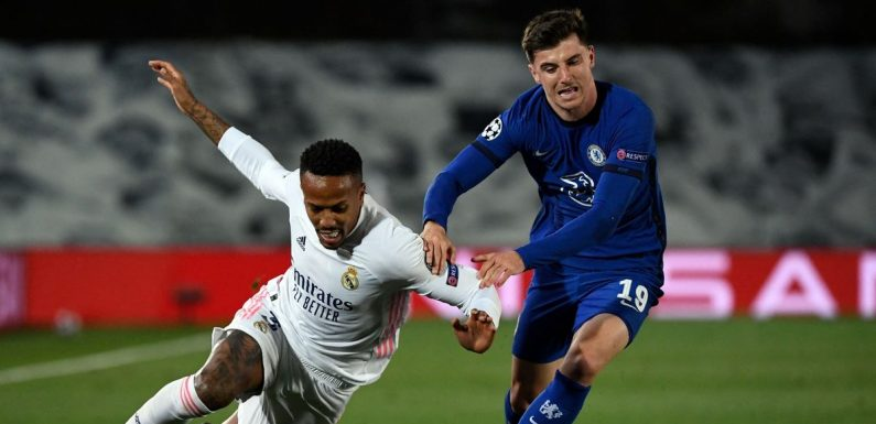 Chelsea vs Real Madrid semi-final second leg TV and live stream details