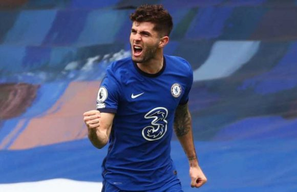 Christian Pulisic dismisses Chelsea exit rumors: 'I'm obviously happy here'
