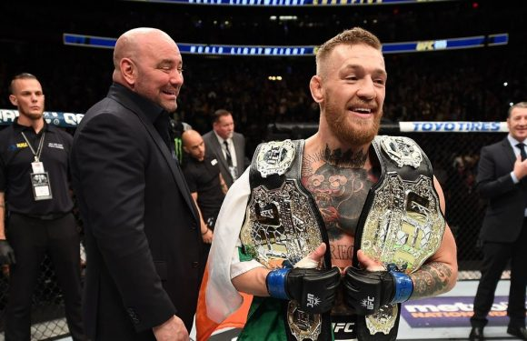 Conor McGregor told he would devalue UFC world title if he regains belt