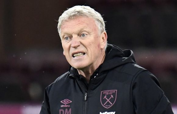 David Moyes: West Ham boss has no concerns about European campaign