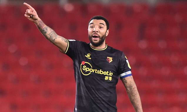 Deeney reveals how Covid-19 battle left him 'peeing BLOOD'