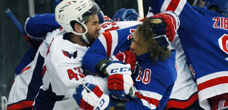 'Dereliction of duty': New York Rangers rip NHL Department of Player Safety for not suspending Tom Wilson