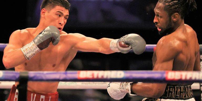 Dmitry Bivol defeats Craig Richards by unanimous decision to retain WBA light-heavyweight title