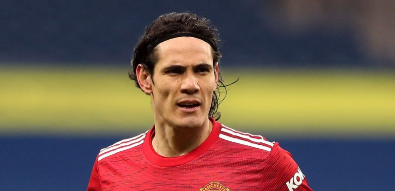 "Edinson Cavani opens up on ambition to ""leave something behind"" at Man Utd"