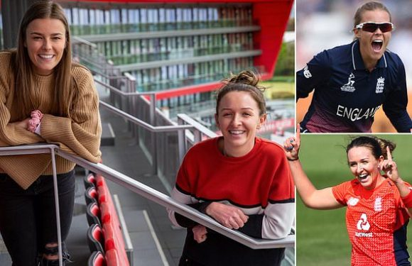 England pair Kate Cross and Alex Hartley discuss their new podcast