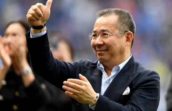 FA Cup final: Brendan Rodgers wants Leicester to win trophy for late owner Vichai Srivaddhanaprabha
