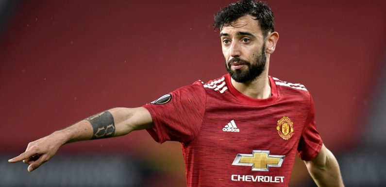 Fernandes is producing what Man Utd feared when they scouted him at Sporting