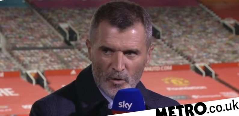'Forget the title' – Roy Keane says Man Utd star must not be offered new deal