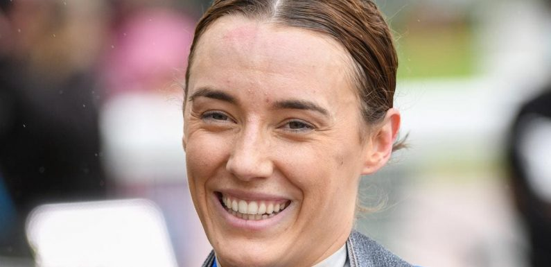 Former carnival ambassador turned jockey Laura Lafferty begins a new challenge at Warrnambool
