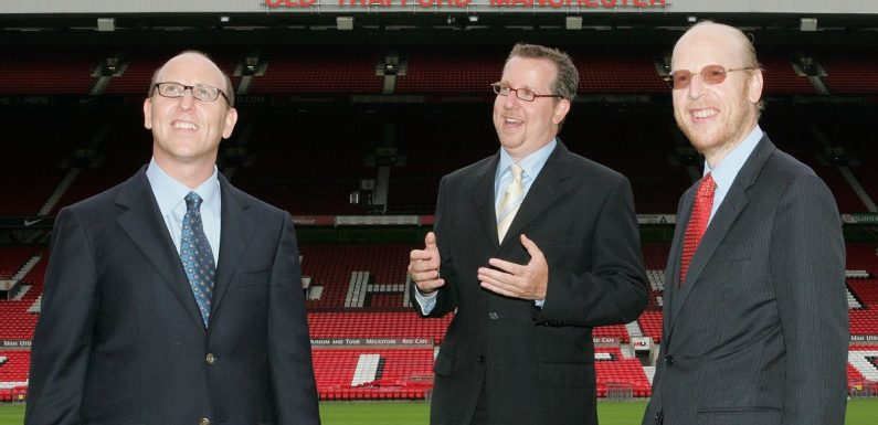Glazers allowed £1.5bn takeover bid they rejected at Man Utd to be leaked