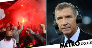 Graeme Souness claims he 'could have been killed' during Man Utd protests