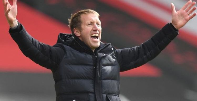 Graham Potter backed for Tottenham hot seat by former Spurs midfielder