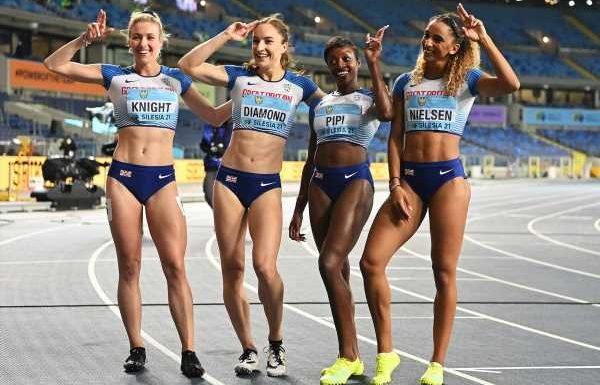 Great Britain women clinch bronze in 4x400m at World Athletics Relays meet