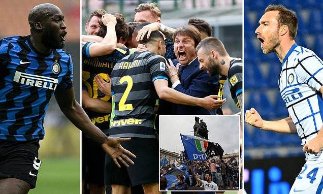 How Antonio Conte led Inter to their first Serie A title in 11 years