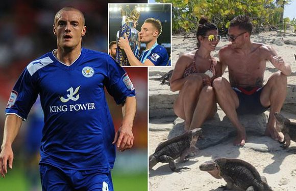 Jamie Vardy reveals he almost quit Leicester for a life in IBIZA