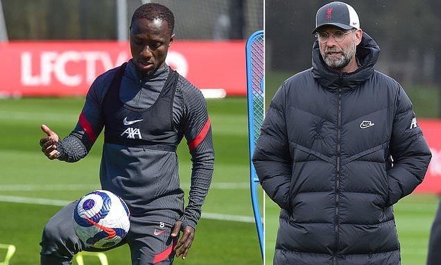 Keita's long-term future remains at Liverpool, insists Klopp