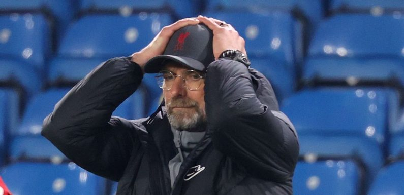 """Klopp admits Liverpool """"don't score enough"""" ahead of crunch clash with Man Utd"""