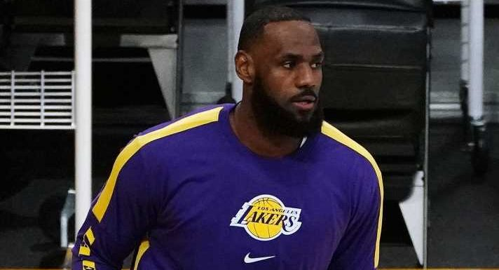 LeBron James rips play-in format: 'Whoever came up with that (expletive) needs to be fired'