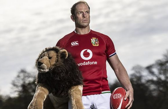 Lions to play all tour games with no fans after schedule is confirmed