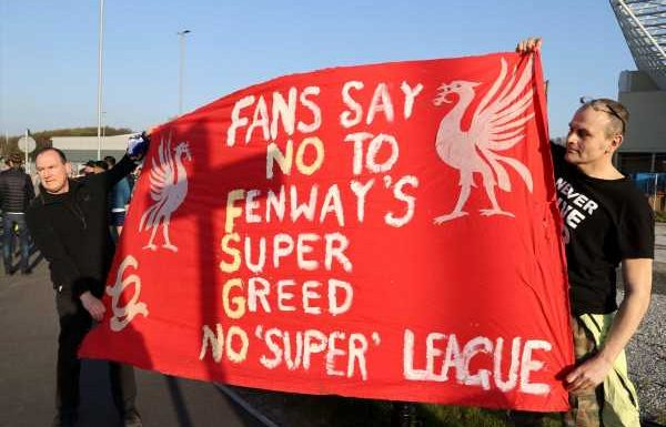 Liverpool to meet Reds' fan group Spirit of Shankly to repair damaged relationship