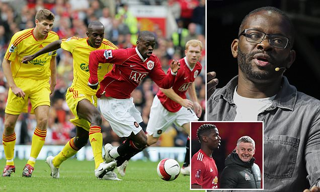 Louis Saha recalls memories taking on Liverpool at Manchester United