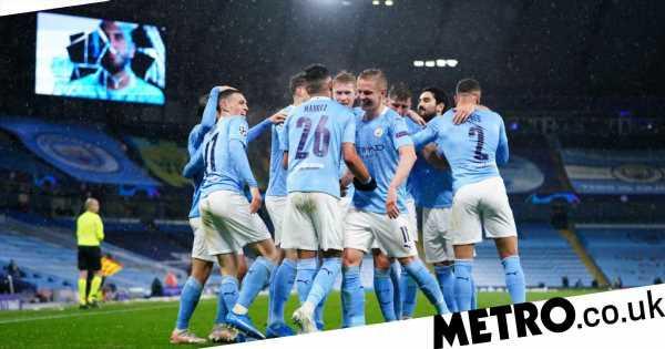 Mahrez brace sends Man City into first Champions League final as PSG crash out