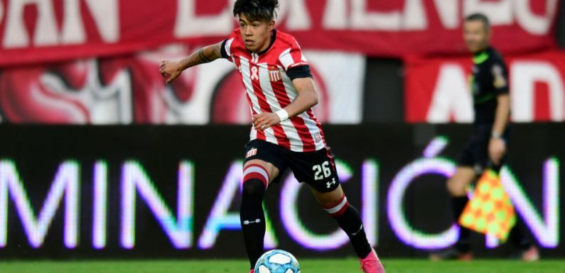 Man City complete £5.2m transfer of 'mini Messi' with Dario Sarmiento joining