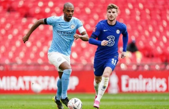 Man City stance on striking Aston Villa deal in search for Fernandinho successor