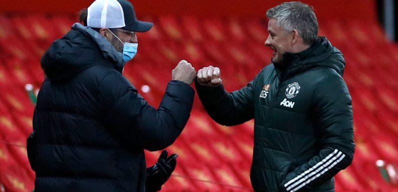 Man Utd expected line-up vs Liverpool with Solskjaer preparing for Roma tie